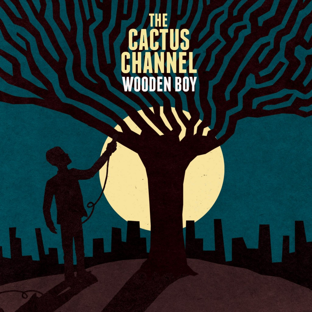 Wooden Boy LP by The Cactus Channel